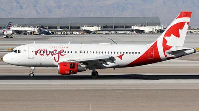 C-GBHO - Airbus A319-114 - Air Canada Rouge