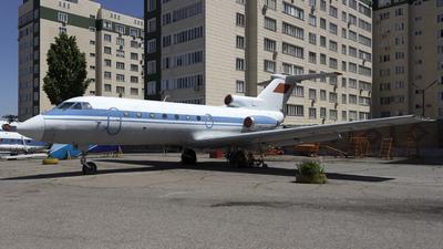 CCCP-87733 - Yakovlev Yak-40 - Private