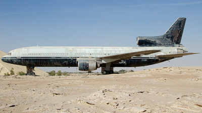 TT-DWE - Lockheed L-1011-100 Tristar - Untitled