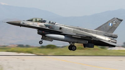 619 - Lockheed Martin F-16D Fighting Falcon - Greece - Air Force