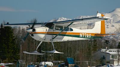 N77AV - Cessna 180H Skywagon - Private