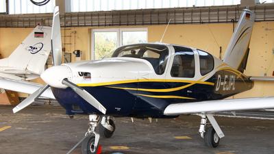 D-EJPL - Socata TB-20 Trinidad - Rhein-Mosel-Flug