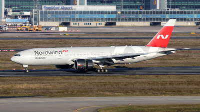 A picture of VPBJG - Boeing 7772Q8(ER) - Nordwind Airlines - © JK Photography