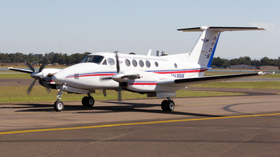 VH-MWK - Beechcraft B200 Super King Air - Royal Flying Doctor Service of Australia (SE Section)
