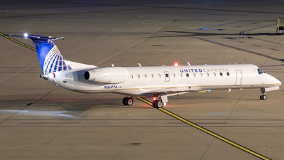 A picture of N16976 - Embraer ERJ145LR - [145171] - © Davin Amy