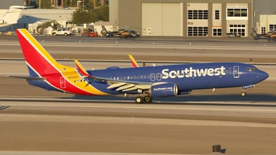 N8309C - Boeing 737-8H4 - Southwest Airlines
