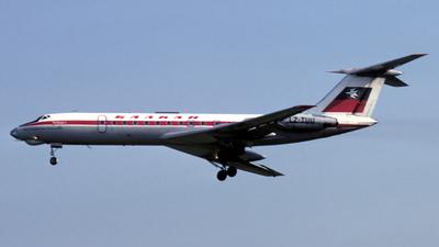 LZ-TUU - Tupolev Tu-134A-3 - Balkan Bulgarian Airlines