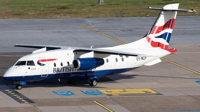 OY-NCP - Dornier Do-328-310 Jet - British Airways (Sun-Air)