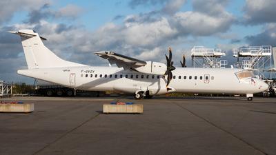 F-GVZV - ATR 72-212A(500) - Untitled