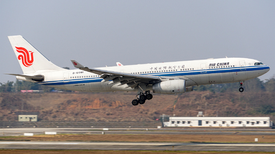A picture of B6081 - Airbus A330243 - Air China - © ECO707