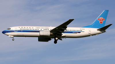 B-2694 - Boeing 737-81B - China Southern Airlines