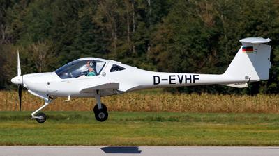 D-EVHF - Diamond Aircraft DV-20A Katana - Luftsportverein Vilshofen