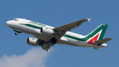 EI-IMO - Airbus A319-112 - Alitalia