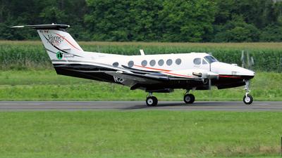 N24BG - Beechcraft B200 Super King Air - Varney Aviation