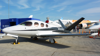 N5062 - Cirrus Vision SF50 G2 - Cirrus Design Corporation