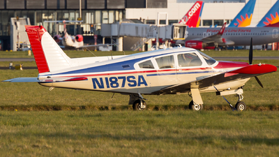 A picture of N187SA - Piper PA28R200 - [28R7235139] - © Kyle McKinlay