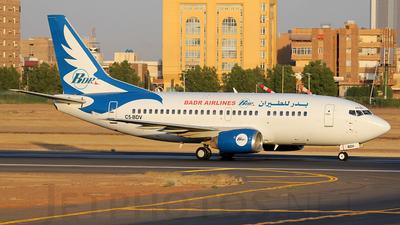 C5-BDV - Boeing 737-5H6 - Badr Airlines