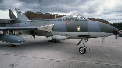 XG155 - Hawker Hunter FGA.9 - United Kingdom - Royal Air Force (RAF)