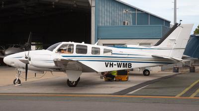 VH-WMB - Beechcraft 58 Baron - Private