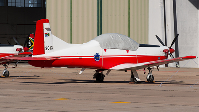 2013 - Pilatus PC-7 Mk.II - South Africa - Air Force