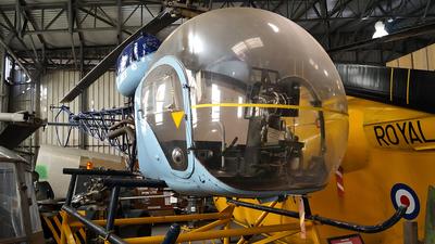 XT242 - Westland Sioux AH.1 - United Kingdom - Army Air Corps