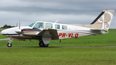 PR-VLO - Beechcraft 58 Baron - Private