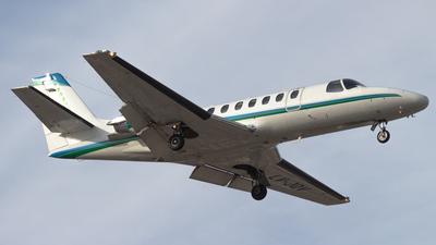 LV-JQV - Cessna 560 Citation Ultra - Aerovida