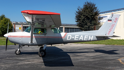 A picture of DEAEH - Cessna 152 - [15285703] - © Alexander Nieder