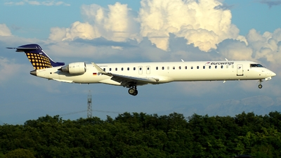 D-ACNV - Bombardier CRJ-900 - Eurowings