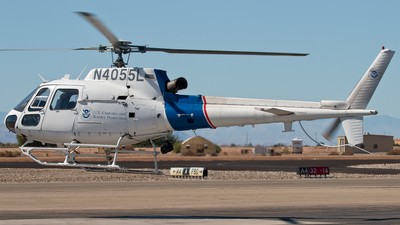 N4055L - Airbus Helicopters H125 - United States - US Customs Service