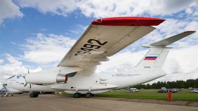RA-76492 - Ilyushin IL-76LL - Russia - Gromov Flight Research Institute