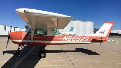 A picture of N6692S - Cessna 150H - [15067492] - © Jaiden