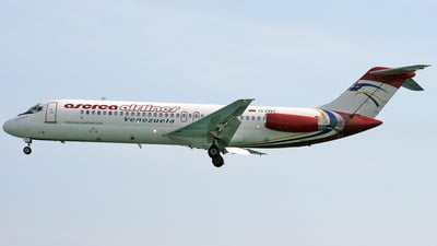 YV249T - McDonnell Douglas DC-9-32 - Aserca Airlines