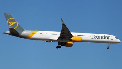 A picture of DABOK - Boeing 757330 - Condor - © Alexander Schürmann