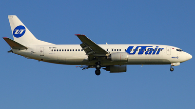 VQ-BHZ - Boeing 737-46M - UTair Aviation