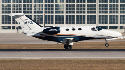 F-HSHB - Cessna 510 Citation Mustang - Private