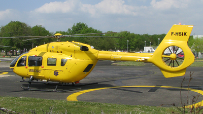 F-HSIK - Airbus Helicopters H145 - Babcock MCS France