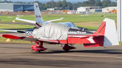VH-DXY - Robin R2160 Alpha - Private