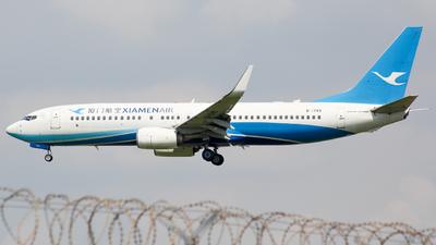 B-1749 - Boeing 737-85C - Xiamen Airlines
