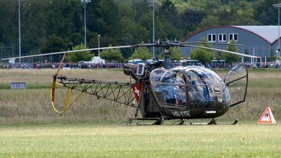 HB-XYB - Sud-Est SE.3130 Alouette II - Private