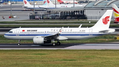 B-309H - Airbus A320-271N - Air China