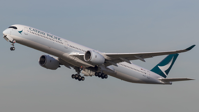 B-LXL - Airbus A350-1041 - Cathay Pacific Airways