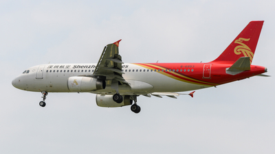 B-6853 - Airbus A320-232 - Shenzhen Airlines