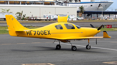 HI700EX - Lancair IV-P - Private