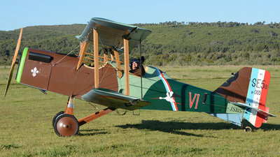 F-JSBS - Tot Bipla SE5 Replica - Private