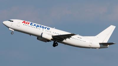 OM-DEX - Boeing 737-46J - Air Explore