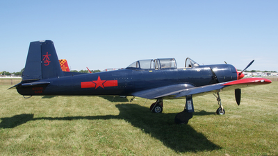 N250RL - Nanchang CJ-6A - Private