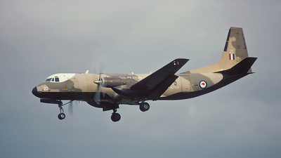 NZ7622 - Hawker Siddeley Andover C1 - New Zealand - Royal New Zealand Air Force (RNZAF)