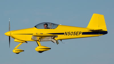 N505EP - Vans RV-6A - Private