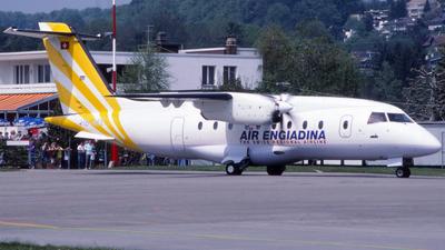 HB-AEE - Dornier Do-328-110 - Air Engiadina